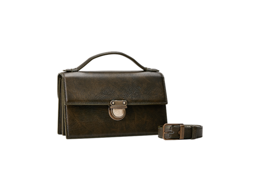 MUSE BAG (MICRO BRIEFCASE) KHAKI