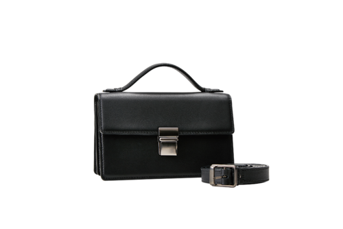 MUSE BAG (MICRO BRIEFCASE) BLACK
